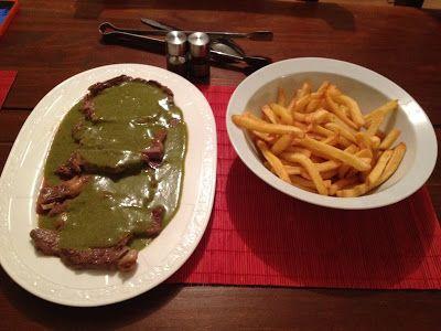 foodplay: Cafe de Paris / Le Relais de l'Entrecote Sauce