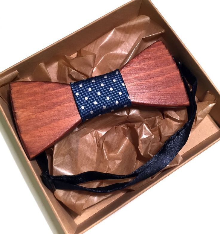 Amazing Wooden Solid Bow Tie 100% Handmade - 27 Wooden Accessories #27WoodenAccessories #BowTie