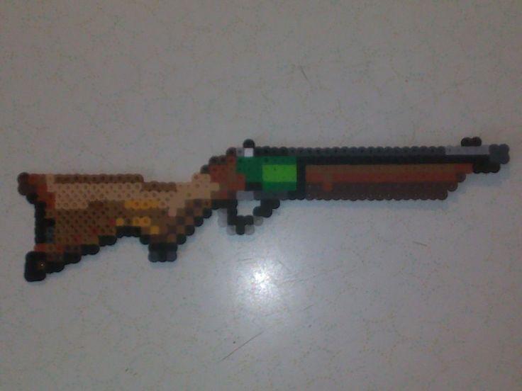 Doom 2 Super Shotgun by R6b1xCub3r | Call of Duty Birthday ...