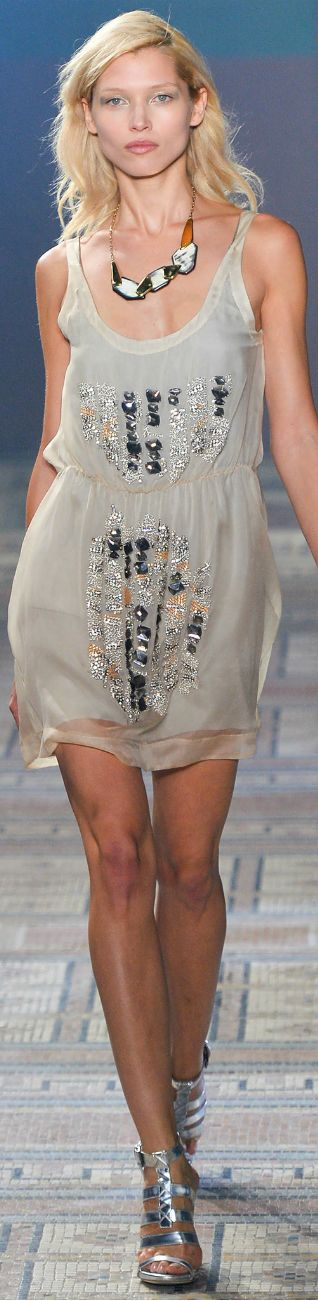Maiyet Spring 2014 | The House of Beccaria#