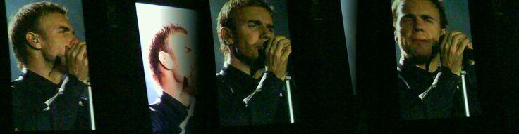 Take That - Aalborg - Gigantium 2007
