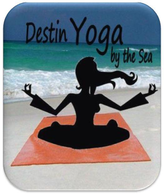 Yoga Beach Yoga Class Destin Florida