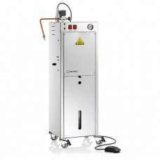 Ironing & Steamers: Stainless Steel Jewelry Steam Cleaner with Automatic or Portable Water Feed