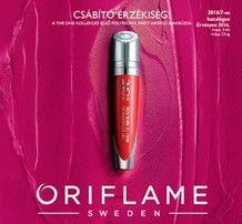 Oriflame következő katalógus