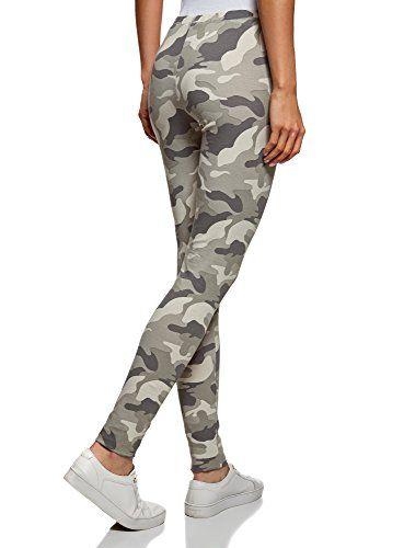 oodji Ultra Femme Legging Basique b0b73b07094