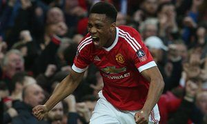 Manchester United and Anthony Martial grab replay against West Ham