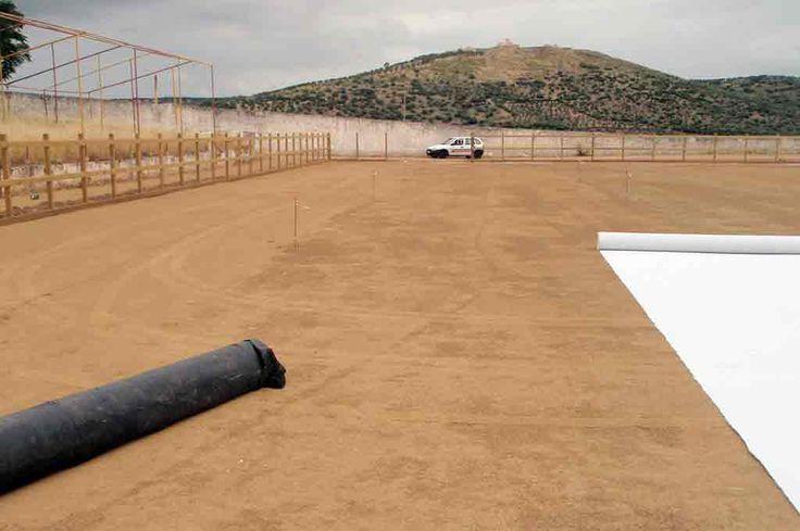 Novo picadeiro no Centro Equestre de Elvas | Portal Elvasnews