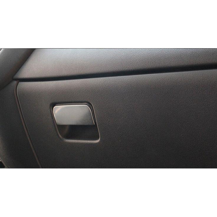 Interior Glove Box Handle Cover Trim 1pcs For Mitsubishi Outlander 2013 2014 #Affiliate