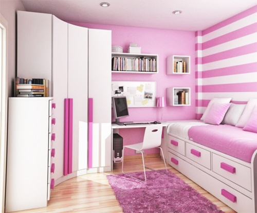 this would totally be my sisters room