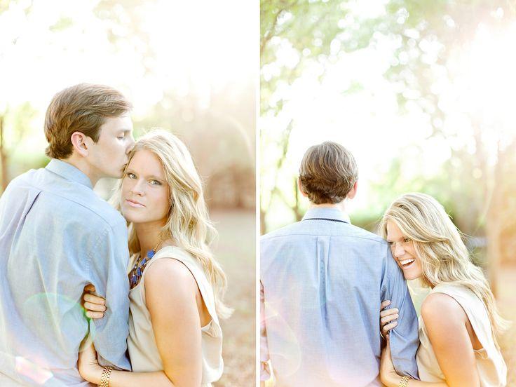 Vintage Engagement Photography