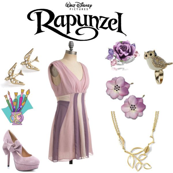 Rapunzel Outfit for Mommy :)