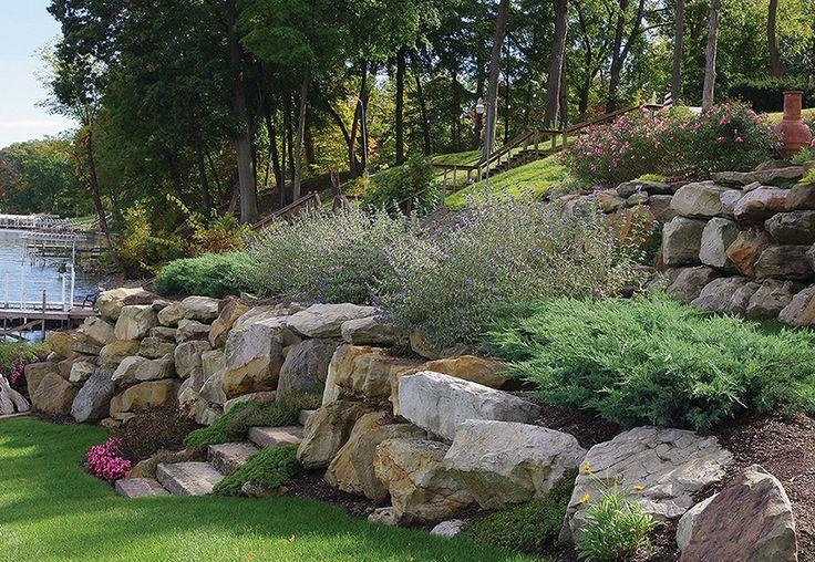 lake frontage landscaping | Award Winning Landscapes