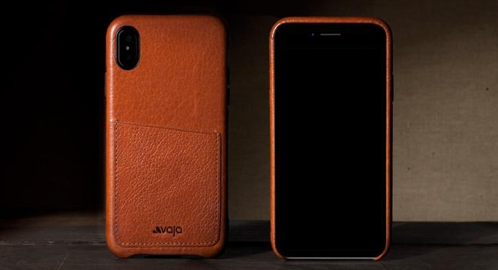 best service b5d75 74dc2 Beautiful, Rugged, and Extremely Stylish - The Vaja Leather Case for ...