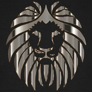 Tee shirt manches longues Lion prismatique   Spreadshirt
