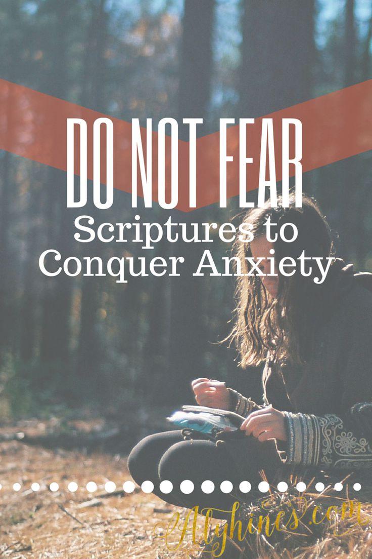 ASMR   5 Tips to DESTROY Fear & Anxiety   Christian ASMR ...
