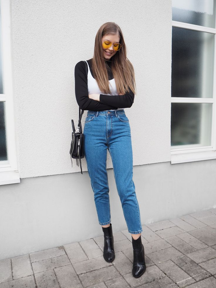 Spring outfit Outfit ideas Coloured lenses Casual