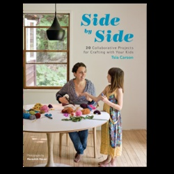 Great book for crafting with your kids.