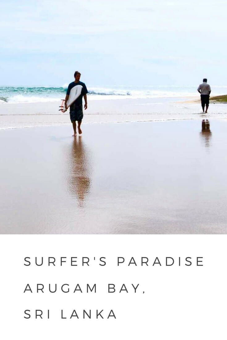 Arugam Bay ist einer der beliebtesten Urlaubsorte in Sri Lanka und bietet traumhafte Bedingungen für Surfer. Hierher kommen Anfänger und Fortgeschrittene auf der Suche nach der perfekten Welle, Partyurlauber und Strand-Fans.