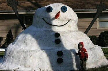 Real Snowman | more real snowman pictures θ post operation ...
