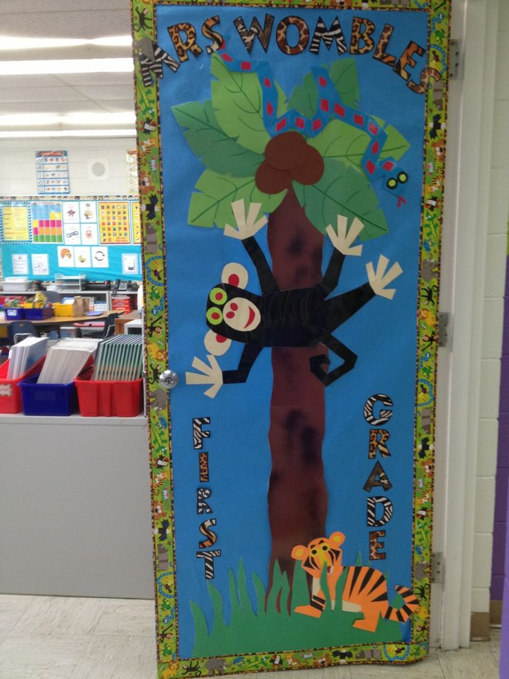 Classroom Decoration Jungle Theme : Images about jungle safari theme on pinterest