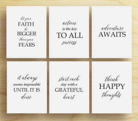 Planner Quotes Planner Dividers Planner Dashboard by plannersbyB