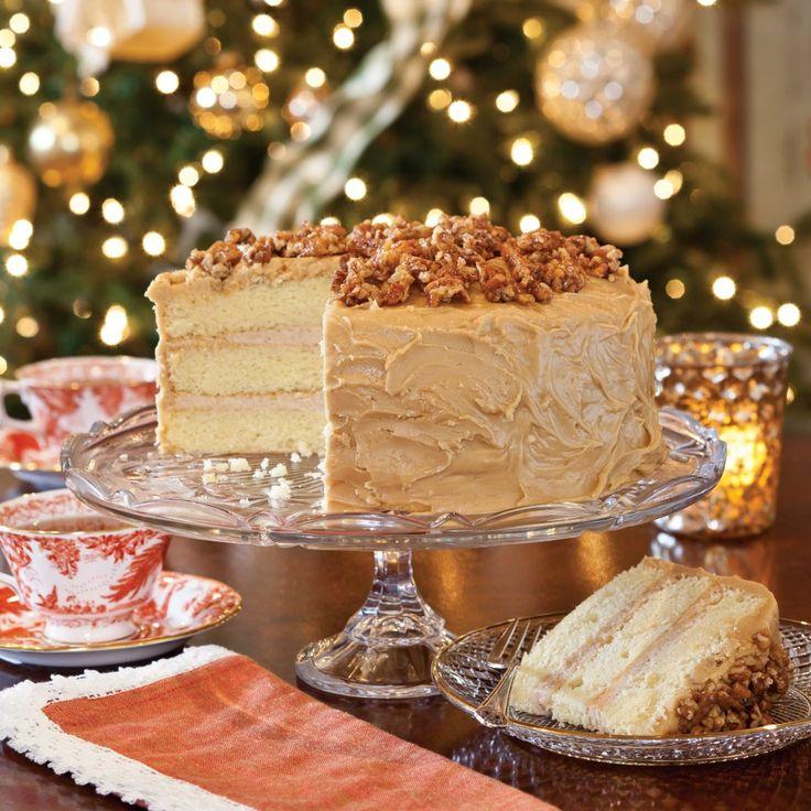 Vanilla Caramel Cake Southern Lady