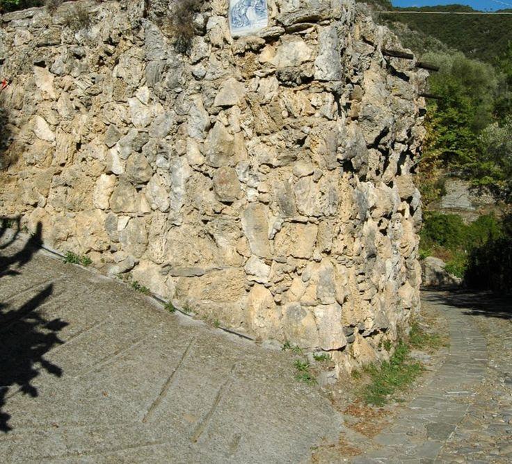 Pigna (Liguria), Via S. Bernardo