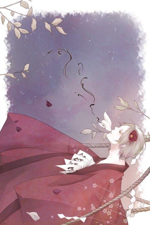 Natsume Takashi | Natsume Yuujinchou #anime