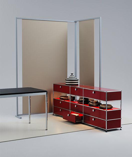 17 best ideas about usm haller on pinterest usm m bel for Usm haller sideboard weiay
