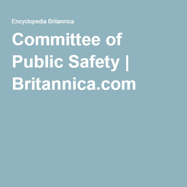 Committee Of Public Safety Reign Of Terror | www.imgkid ...