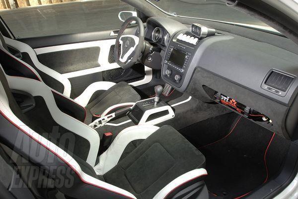 2007 volkswagen golf gti w12 concept interior volkswagen. Black Bedroom Furniture Sets. Home Design Ideas