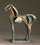 Ceramic Sculpture by Jeri Hollister