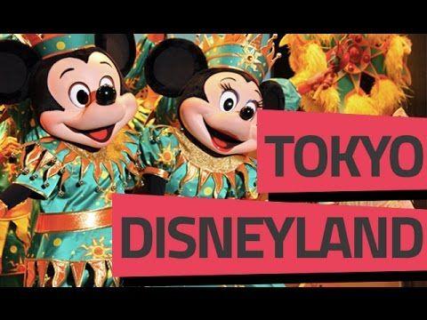 Disney de Tóquio: do outro lado do mundo - Vai pra Disney?