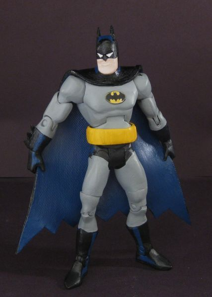 Batman - Animated Series (Kenner) Action Figure Checklist
