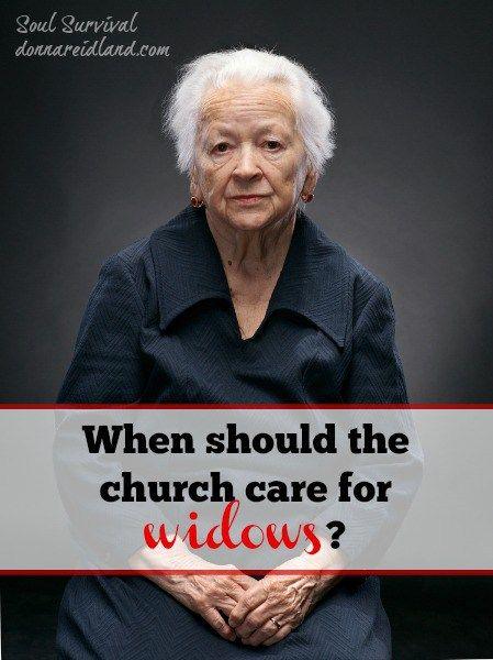 """Widows, Laziness & the State of Your Flocks"" (10.26) #widow #church #Bible"