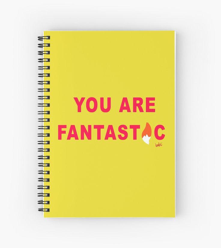 You are Fantastic by Xavierboldu