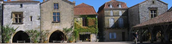 The Square, Monpazier