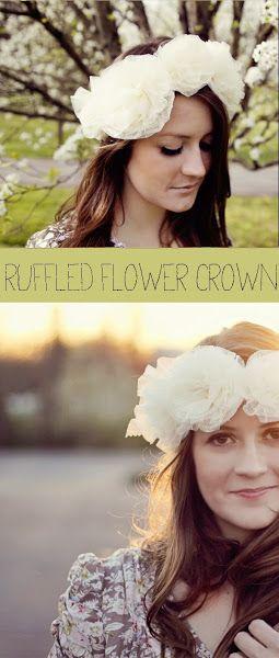 DiY Coronas de flores