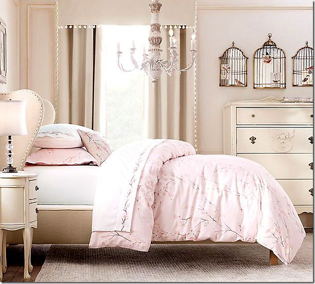 Bedroom From Restoration Hardware Baby And Children's Line