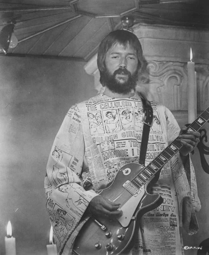 Eric Clapton in Tommy
