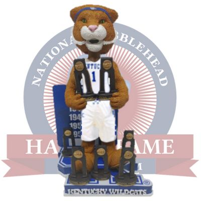 Kentucky Wildcats NCAA College Basketball National Champions Bobblehead (Presale)
