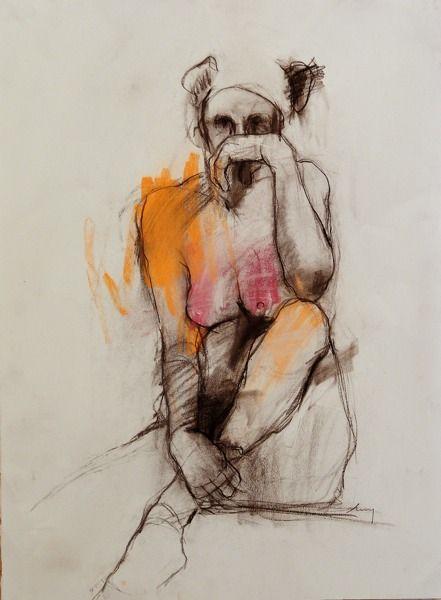 Harry Ally, Figure Study #4. 2009.