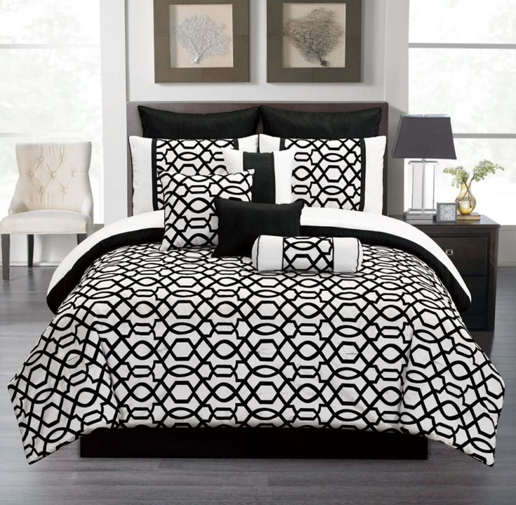 Bedroom Grey And Black Bedspread With Black And Silver Bedspread Also  Black Bedspread Treatment for the Longer Enjoyment