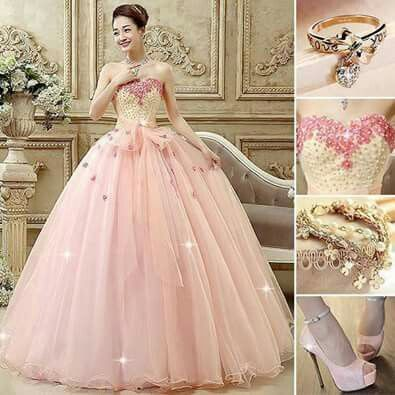 Vestidos de gala xv