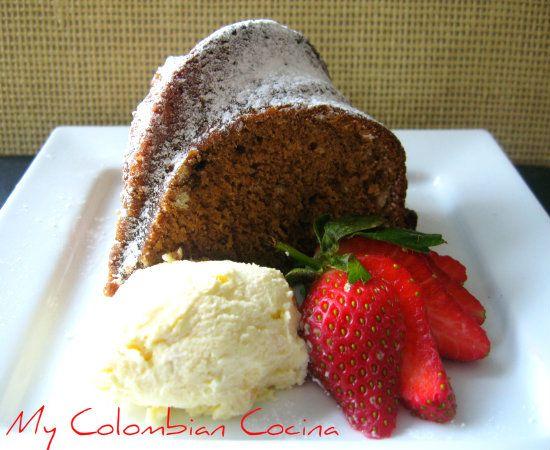 Torta de Vino- Torta Negra