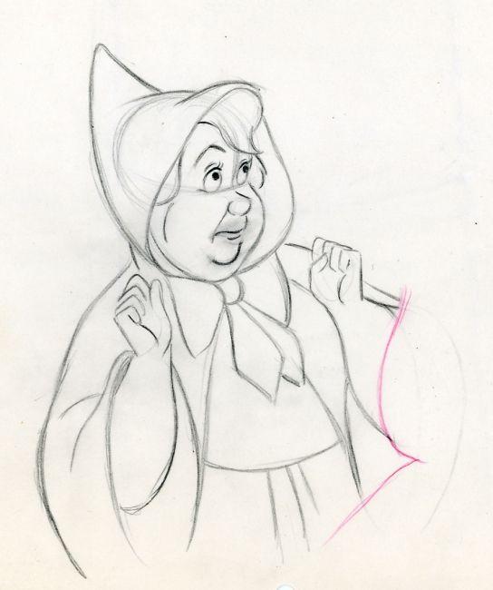 Fairy Godmother from Disney's Cinderella