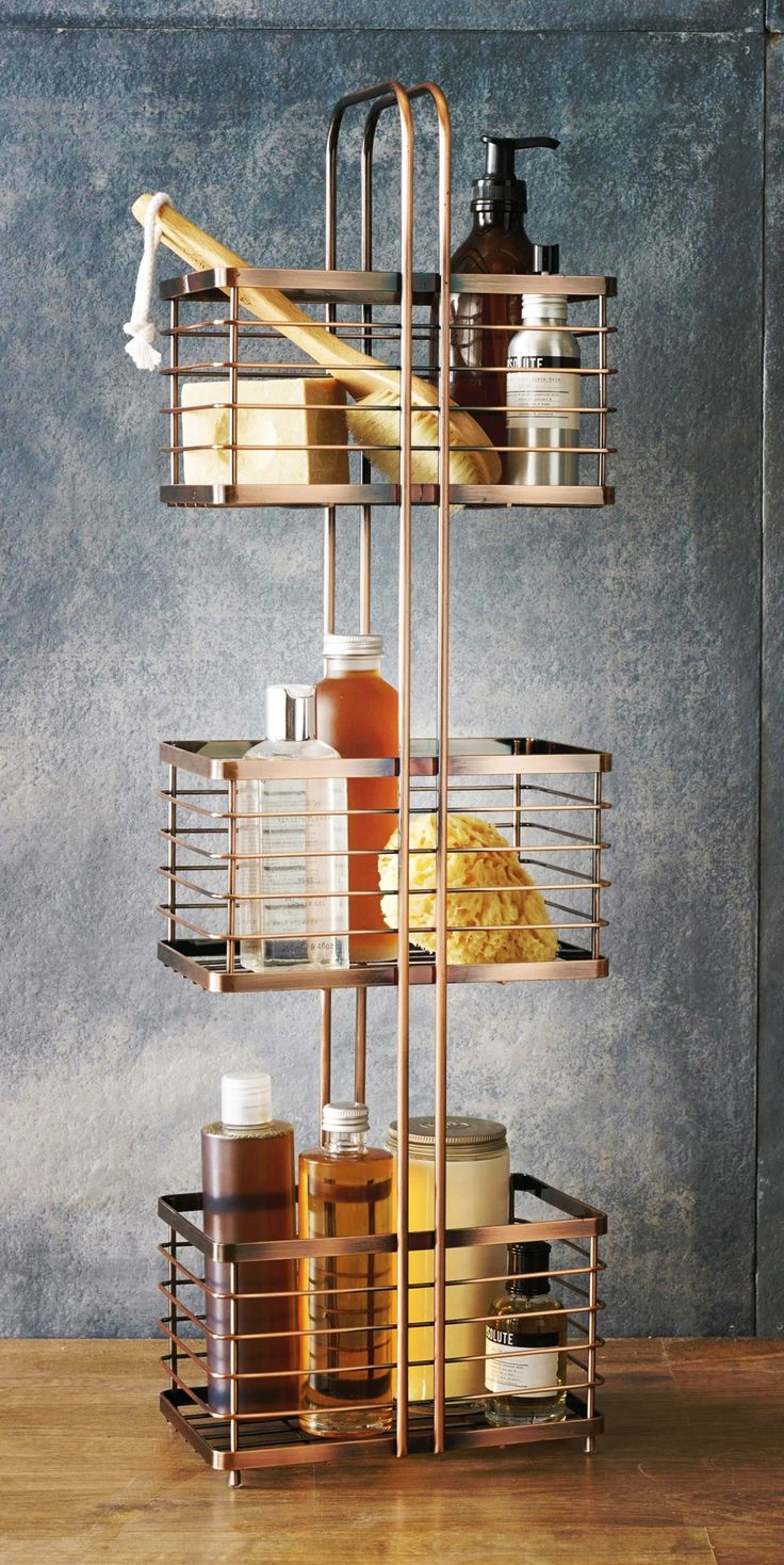 Copper Storage Caddy from Next