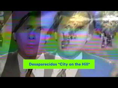 """Desaparecidos - """"City on the Hill"""" (Official Music Video) I Epitaph Records (3:09)"""