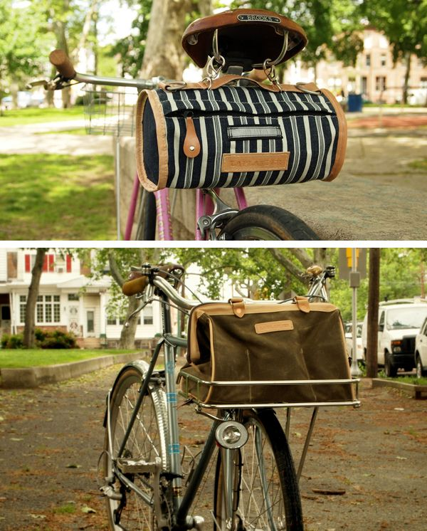 Ok I dont have a bike so couldn't I just turn it into a handbag?