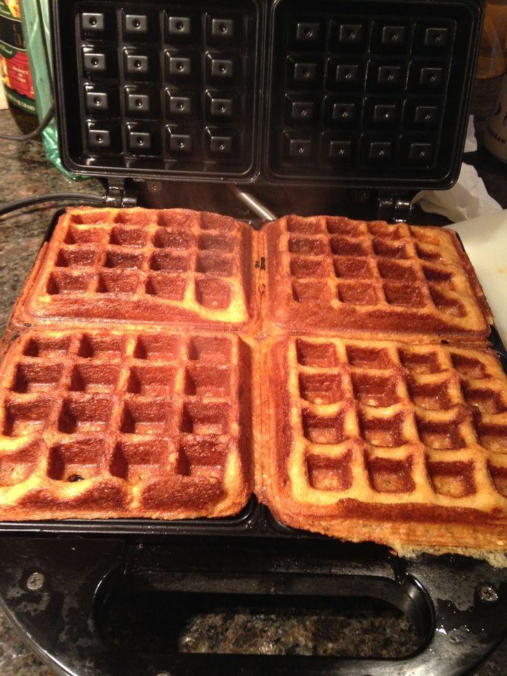 Paleo Waffles — Dr. Kellyann Petrucci
